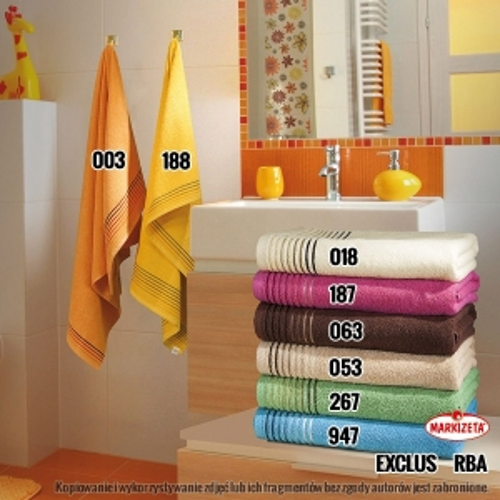Ręcznik frotte EXLUSIVE