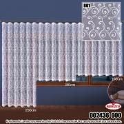 Firanka żakardowa 2436 wys.250 cm x szer.2 m