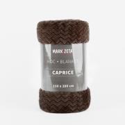 KOC CAPRICE 200 X 220 CM kolor czekoladowy