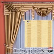 Tkanina zasłonowa SCILLA SZER 150cm WYS 2m