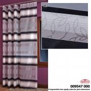 Tkanina zasłonowa 9547 dl.4.30m szer 150cm kolor czarno-bialy