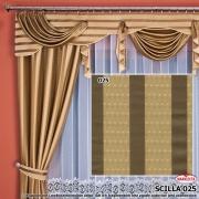 Tkanina zasłonowa SCILLA SZER 150cm WYS 2,5m