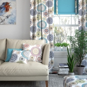 Tkanina dekoracyjna 071295 szer. 180cm kolor 002