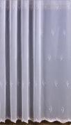 Firanka haftowana 35402 szer1,40 m x1,60 m wys