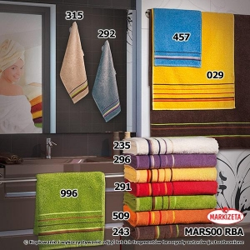Komplet ręczników MARS
